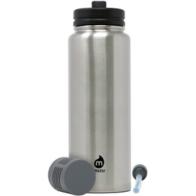 MIZU M15 360 Adventure Kit Bottle 1500ml stainless